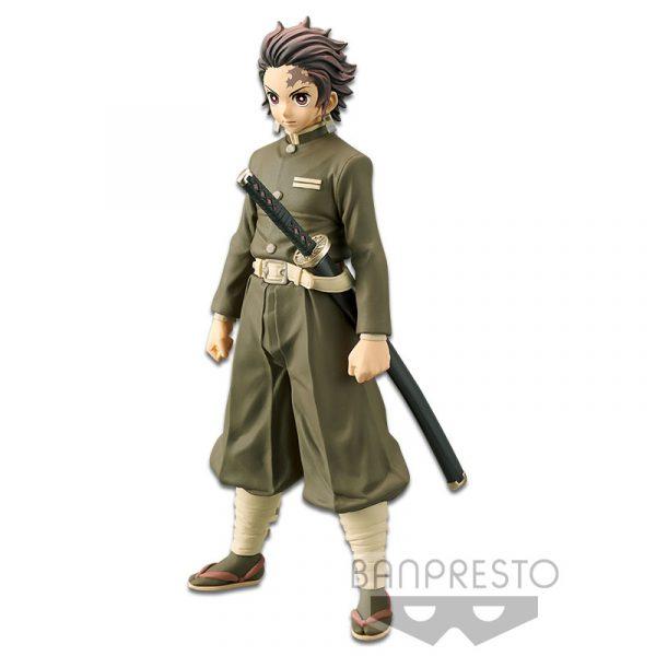 Figura Tanjiro Kamado Kimetsu no Yaiba Banpresto