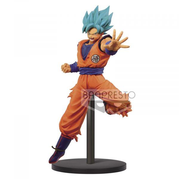 Figura SSGSS Son Goku Banpresto