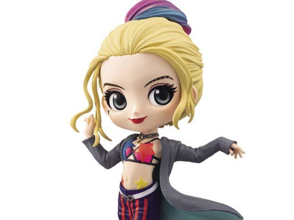 Figura Q Posket Harley Quinn
