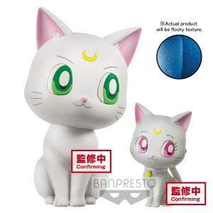 Figura Fluffy Puffy Artemis y Diana Sailor Moon Eternal