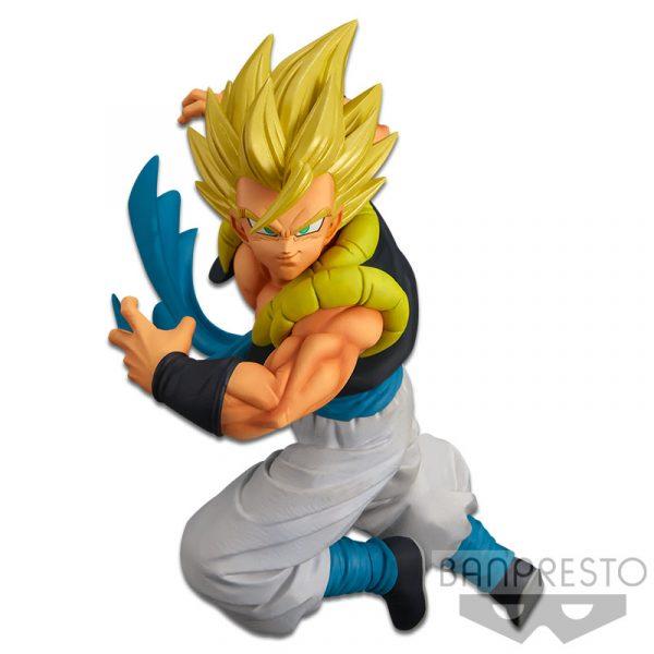 Figura Super Saiyan Gogeta Banpresto