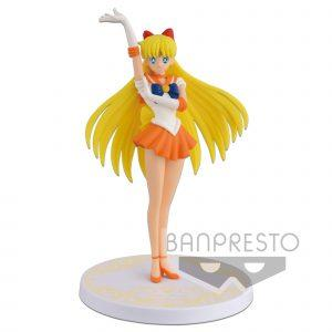 Figura Sailor Venus de Sailor Moon por Banpresto