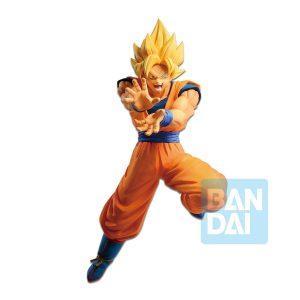 Figura Super Saiyan Son Goku Banpresto