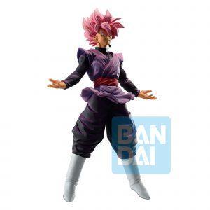 Figura Goku Black Super Saiyan Rosé