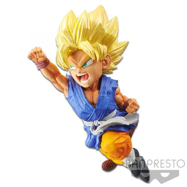 Figura Banpresto Dragon Ball Wrath Son Goku