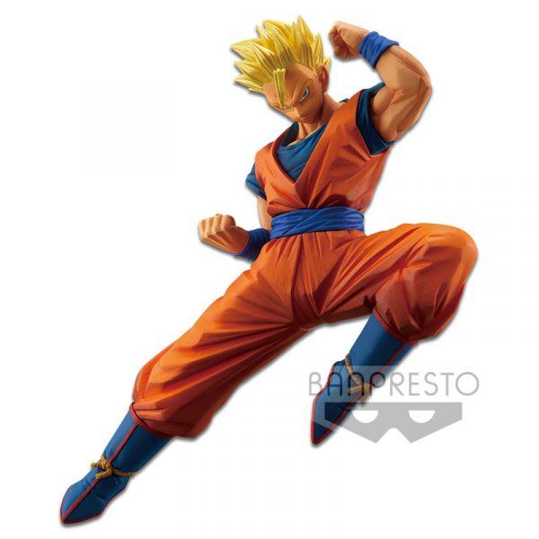 Figura Super Saiyan Son Gohan Banpresto
