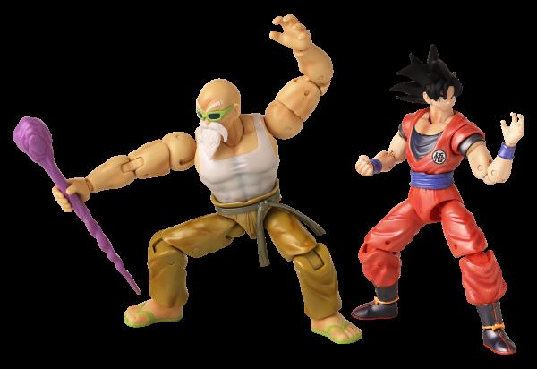 Dragon Stars de Mutenroshi y Son Goku 2021 Convention