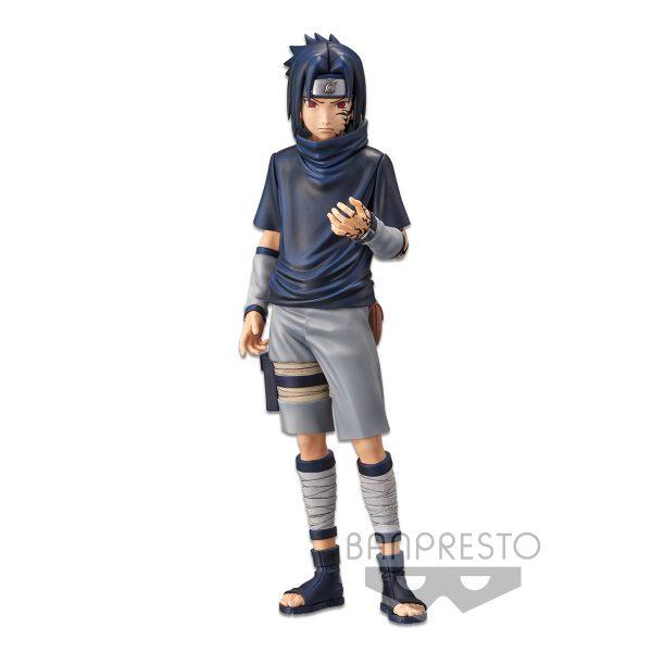 Figura Sasuke Uchiha de Naruto Grandista Nero