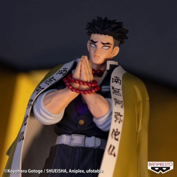 Gyomei Himejima Figura Demon Slayer